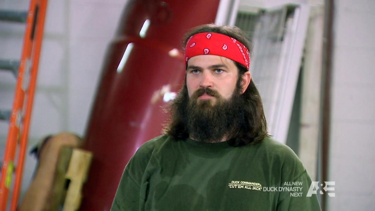 Viewing Gallery For - Willie Robertson Without Beard